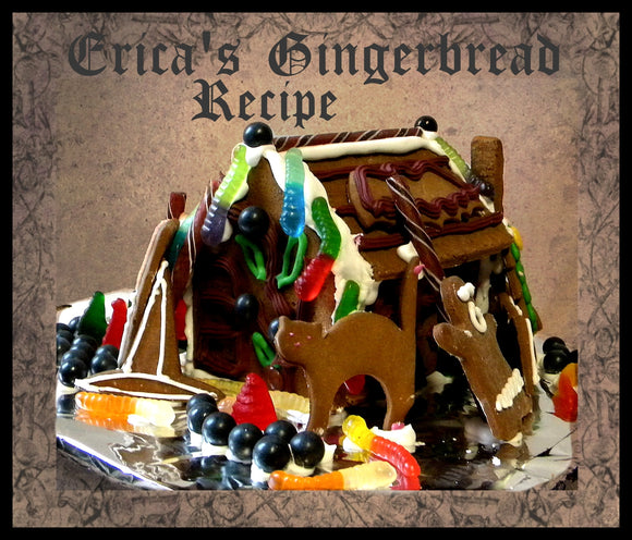 How To Make Hauntingly Yummy Gingerbread