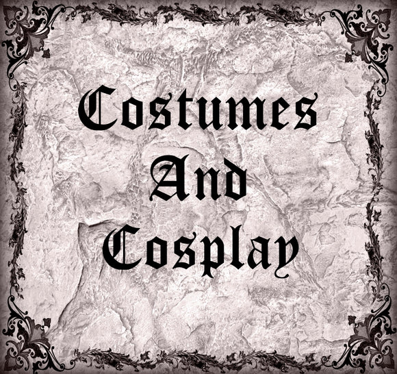 Cosplay And Halloween Costumes Collection