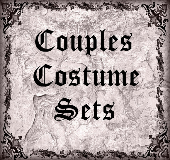 Costume Sets For Couples Collection