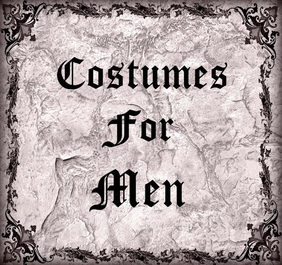 Men's Costumes Collection