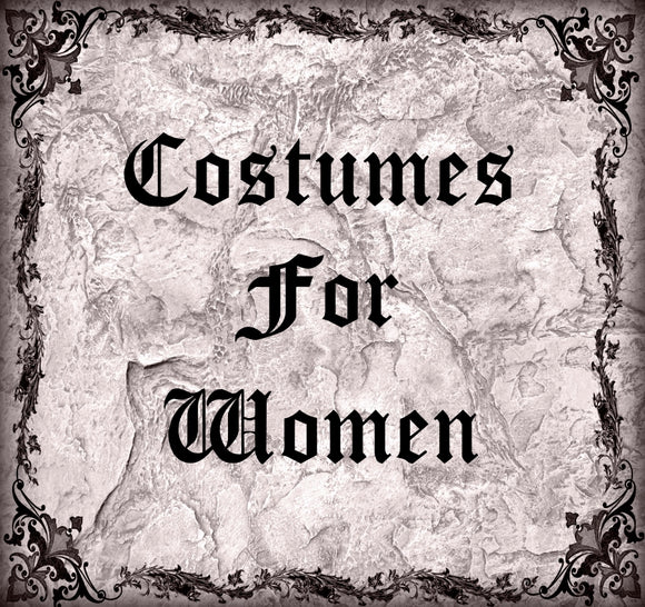 Women's Costumes Collection