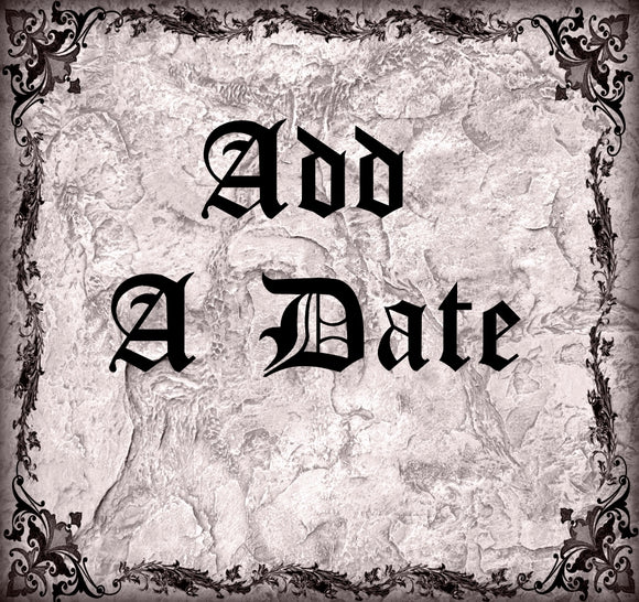 Add A Date Collection