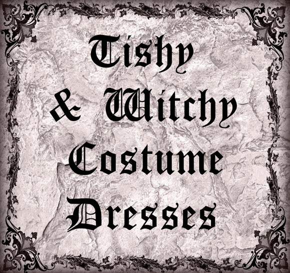 Morticia Addams Dresses Collection