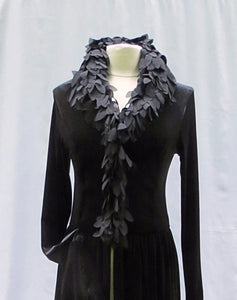 Black Velvet Diva Queen Jacket