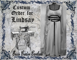 Custom Order For Lindsay