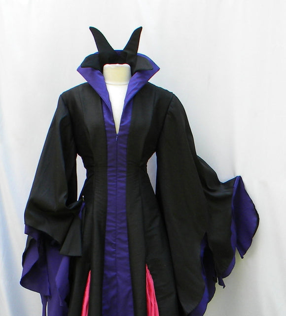 Malificent Costume Gown