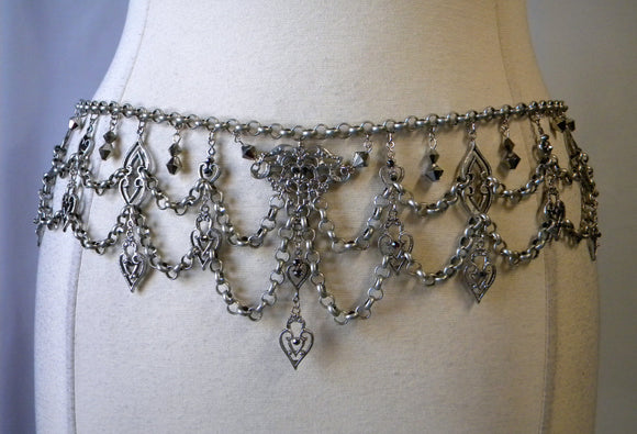 Medieval Decadence Chain Belt