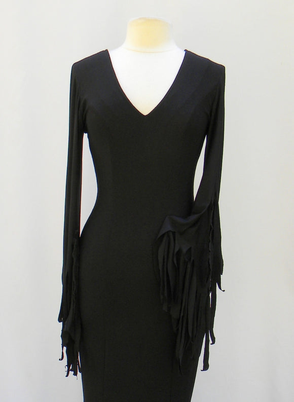 Morticia Addams Cool Entangoments Dress