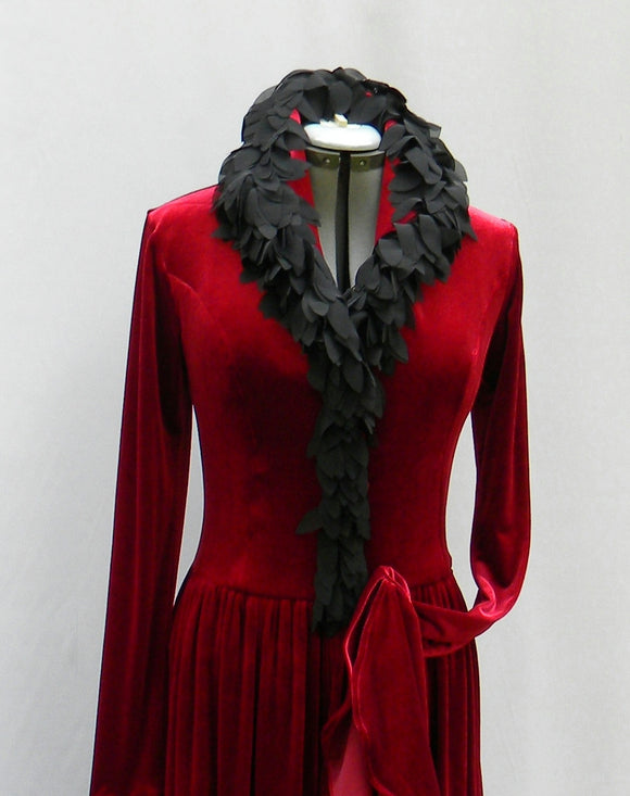 Red Velvet Diva Queen Jacket