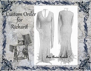 Custom Order for Richard