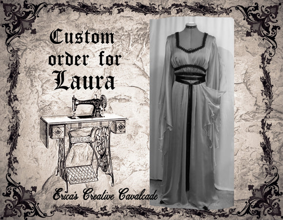 Custom Order For Laura