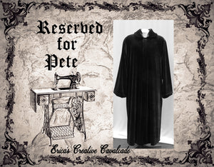 Reserved For Pete