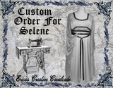 Custom Order For Selene
