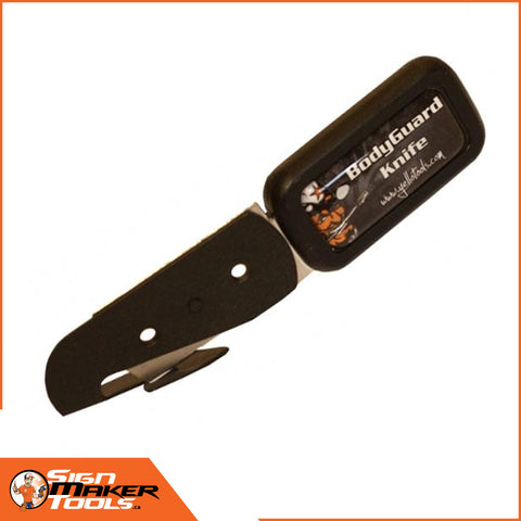 Body Guard Knife - Teflon