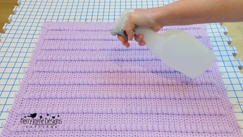 How To Block Your Crochet