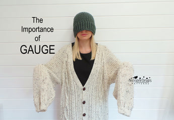 How To Measure Your Crochet Gauge