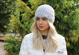 Womens Bow Beanie pattern
