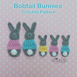 Bunnies crochet pattern
