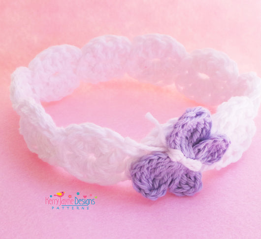 Butterfly Headband Pattern