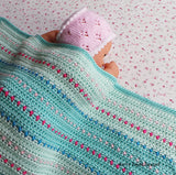 Cozy Night Baby Blanket