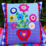 Flower Pillow Pattern