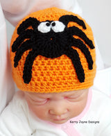Spider hat for kids