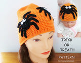 Halloween Hat and Headband Patterns USA