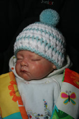 Crochet hats for babies