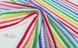 Ice cream blanket Crochet Pattern UK
