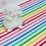 Colouurful baby blanket patterns