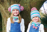 Inca Hat crochet pattern