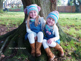 Crochet Hats for kids