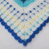 Block stitch border