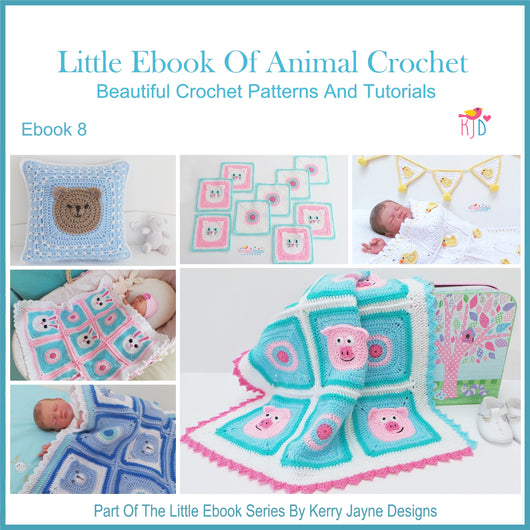 Little Ebook of Animal crochet