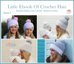 Little Ebook of Crochet Hats