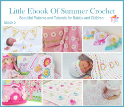 Crochet Pattern Book