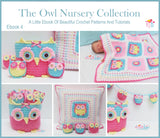 Owl Crochet Patterns Ebook