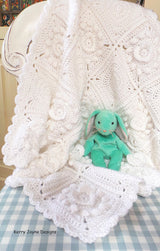 Beautiful Crochet Blanket Pattern