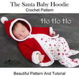 Christmas Jacket Crochet Pattern