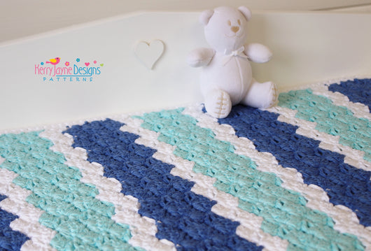 Sweet Shells Blanket Crochet Pattern Uk Kerry Jayne Designs