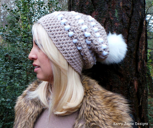 SkyFall Hat Pattern USA
