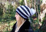 Ladies Crochet Hat Pattern