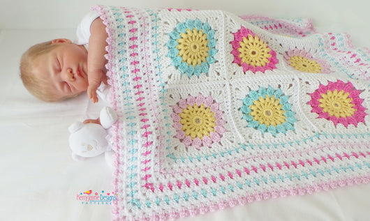 Crochet borders By kerry Jayne Designs