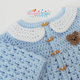Peter Pan Collar crochet pattern