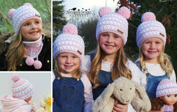 Children's crochet hat patterns