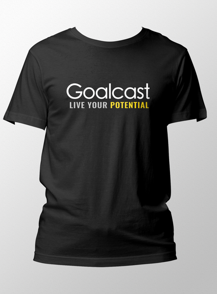 Live Your Potential - Unisex T-Shirt