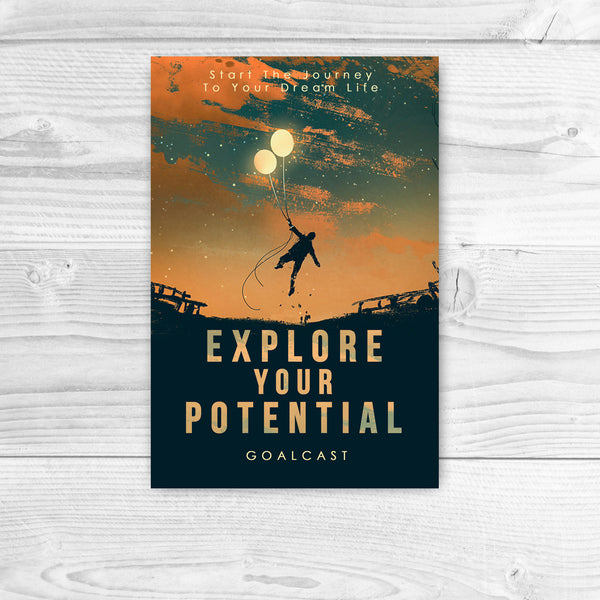 Explore Your Potential eBook + Booklet