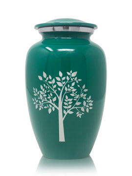 Tree of Life Cremation urn