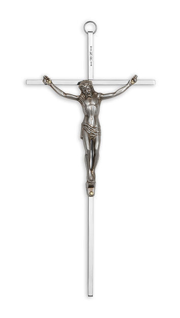 (ASA510) Brass Crucifix