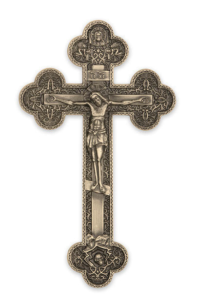 (SCLEOZ59) Orthodox Crucifix